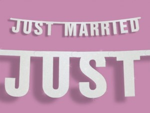 Baner Just Married